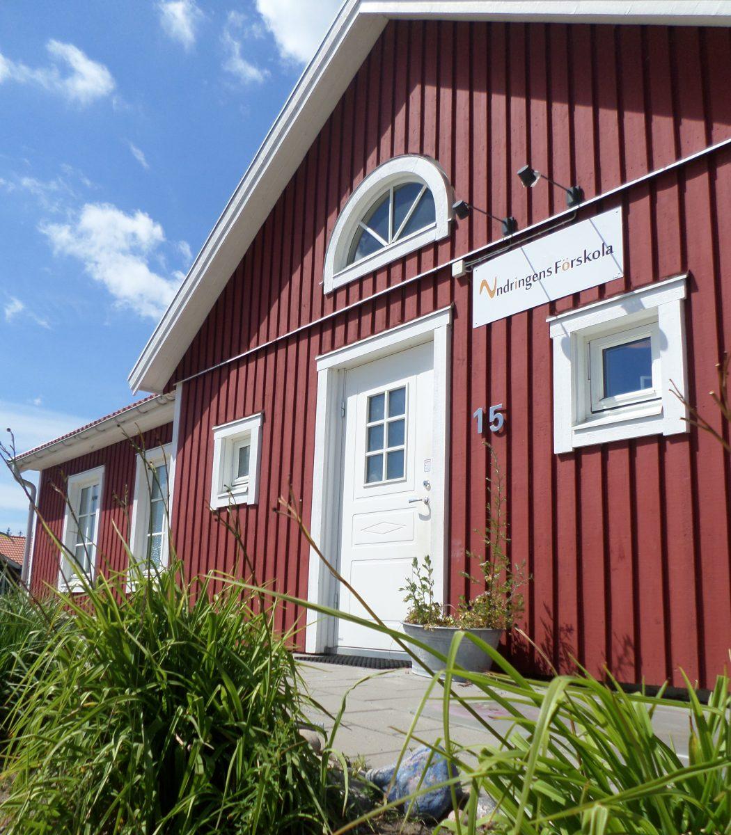 Undringens förskola i Saxnäs